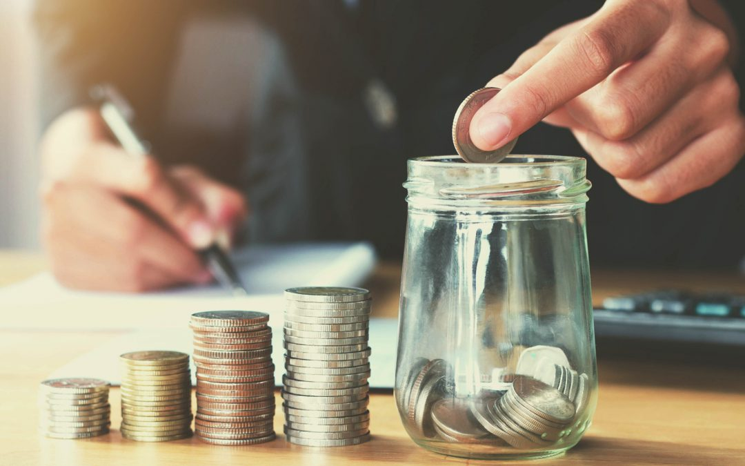 How to develop the habit of saving money?